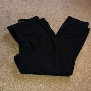 EUC pants from Anthropologie